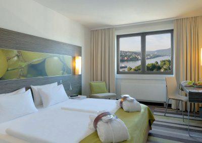 Mercure Hotel Koblenz Privilegezimmer