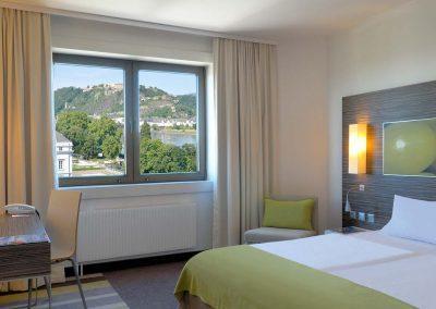 Mercure Hotel Koblenz Familienzimmer