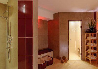 Mercure Hotel Koblenz Sauna