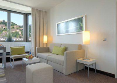 Mercure Hotel Koblenz Suite